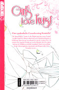 Backcover Girls Love Twist 10