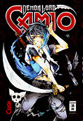 Frontcover Demon Lord Camio 1