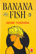 Frontcover Banana Fish 3