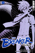 Frontcover The Breaker - New Waves 1