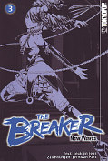 Frontcover The Breaker - New Waves 3