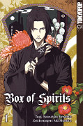 Frontcover Box of Spirits 1