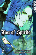Frontcover Box of Spirits 2