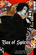 Frontcover Box of Spirits 4