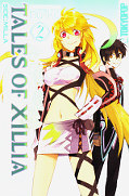 Frontcover Tales of Xillia – Side; Milla 2
