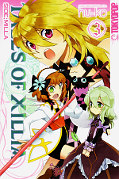 Frontcover Tales of Xillia – Side; Milla 3