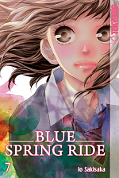 Frontcover Blue Spring Ride 7