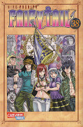 Frontcover Fairy Tail 38