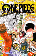 Frontcover One Piece 70