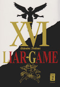 Frontcover Liar Game 16