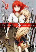 Frontcover The Sacred Blacksmith 8