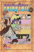 Frontcover Fairy Tail 39