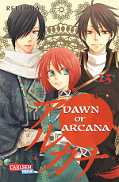 Frontcover Dawn of Arcana 13