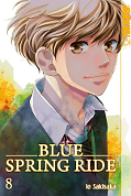 Frontcover Blue Spring Ride 8