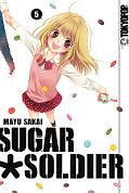 Frontcover Sugar ✱ Soldier 5