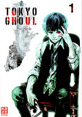Frontcover Tokyo Ghoul 1