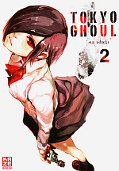 Frontcover Tokyo Ghoul 2