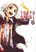 Frontcover Tokyo Ghoul 6