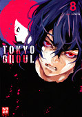 Frontcover Tokyo Ghoul 8