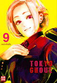 Frontcover Tokyo Ghoul 9