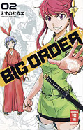 Frontcover Big Order 2