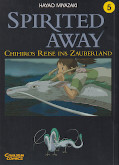 Frontcover Spirited Away - Anime Comic 5