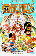 Frontcover One Piece 72