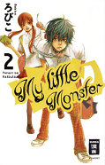 Frontcover My little Monster 2