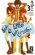 Frontcover My little Monster 3