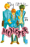Frontcover My little Monster 4