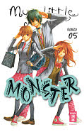 Frontcover My little Monster 5