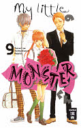 Frontcover My little Monster 9