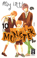 Frontcover My little Monster 10