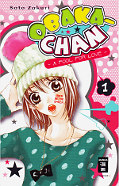 Frontcover Obaka-chan - A fool for Love 1