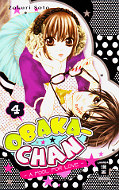 Frontcover Obaka-chan - A fool for Love 4