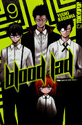 Frontcover Blood Lad 9