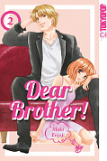 Frontcover Dear Brother! 2