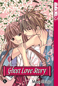 Frontcover Ghost Love Story 6