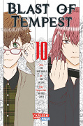 Frontcover Blast of Tempest 10