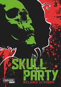 Frontcover Skull Party 3