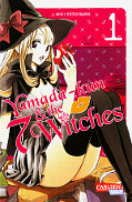Frontcover Yamada-kun and the seven Witches 1