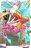 Frontcover Yamada-kun and the seven Witches 2