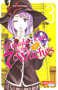 Frontcover Yamada-kun and the seven Witches 3