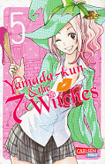 Frontcover Yamada-kun and the seven Witches 5