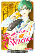 Frontcover Yamada-kun and the seven Witches 7