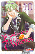 Frontcover Yamada-kun and the seven Witches 10