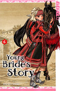 Frontcover Young Bride's Story 6