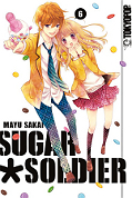 Frontcover Sugar ✱ Soldier 6