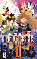 Frontcover Kingdom Hearts II 7