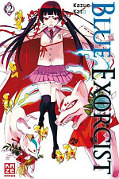 Frontcover Blue Exorcist 12
